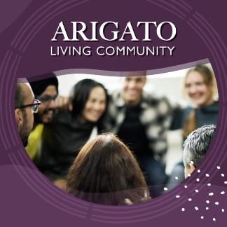 Arigato Living Community Dashboard Image